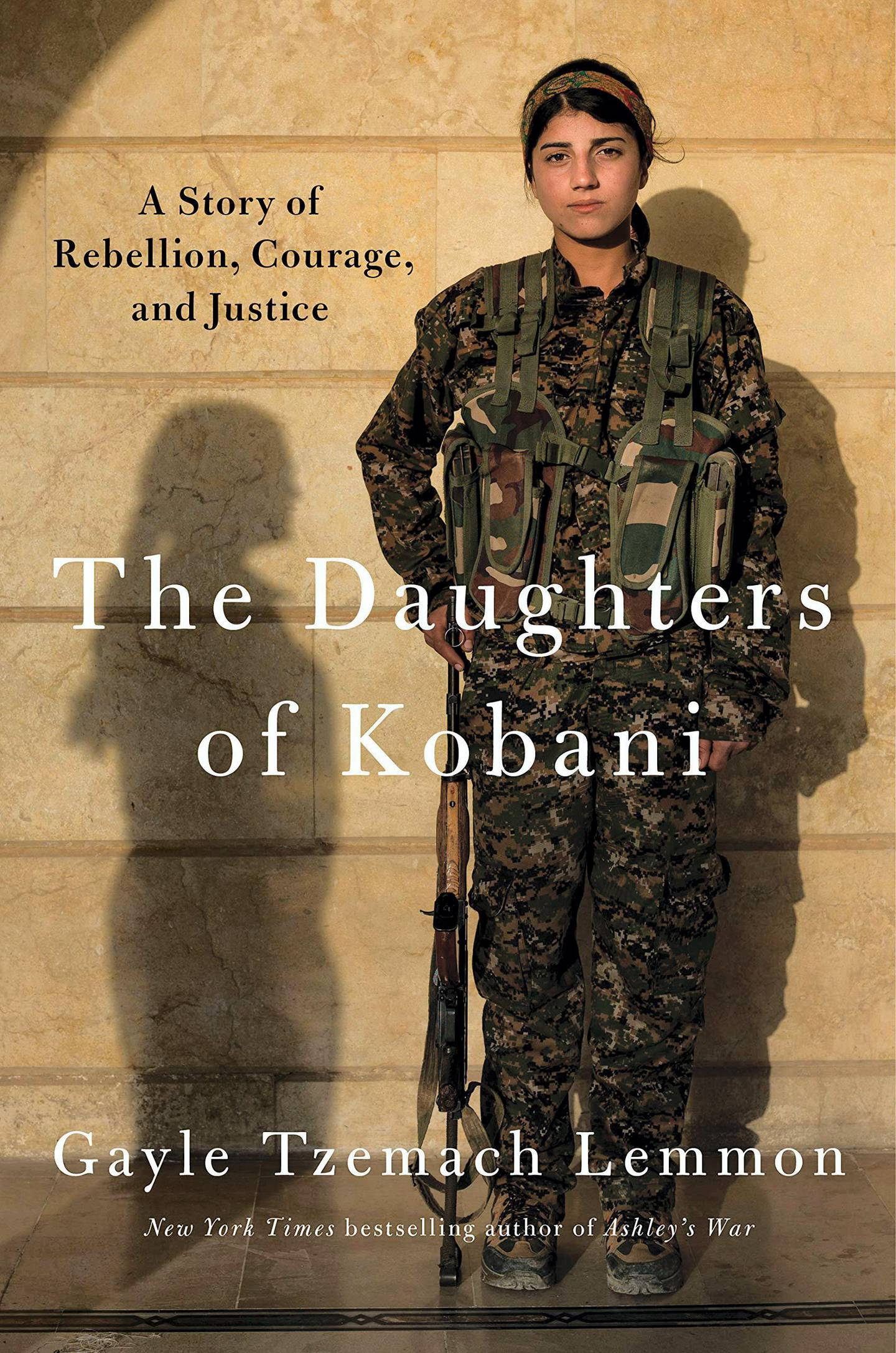 The Daughters of Kobani: A Story of Rebellion, Courage and Justice. Courtesy Penguin Press
