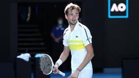 Daniil Medvedev puts friendship aside to dominate Andrey Rublev and reach Australian Open semi-finals