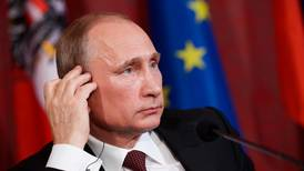 Putin says Russia is not trying to divide EU ahead of Austria visit