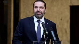 Saad Hariri still considering stepping aside as next prime minister, says Siniora