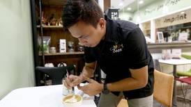 The growing trend of latte art in the UAE