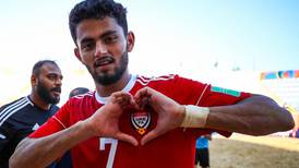 'You will see a team of warriors': UAE hope to make history at Beach Soccer World Cup