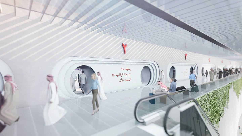 VIRGIN HYPERLOOP UNVEILS PASSENGER EXPERIENCE VISIONGroundbreaking design shows end-to-end passenger experience for the 21st century. courtesy: Virgin Hyperloop media.