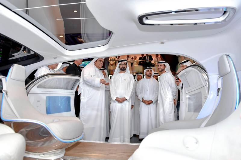Vice President, Prime Minister and Ruler of Dubai, His Highness Sheikh Mohammed bin Rashid Al Maktoum, has visited GITEX Technology Week which kicked-off today at the Dubai World Trade Centre. WAM