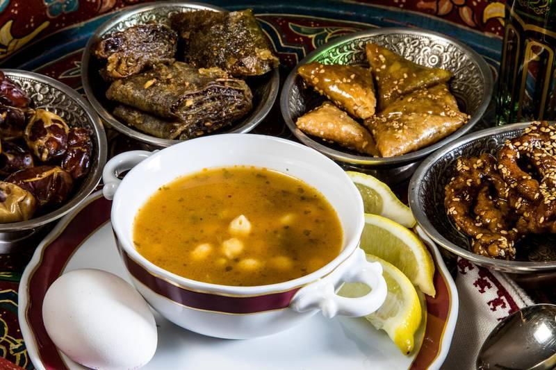 Hareera soup