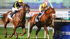 Imperial Empire one of three winners at Meydan for Satish Seemar