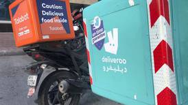 Coronavirus: food delivery firms advise customers to avoid cash payments