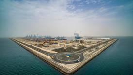 Abu Dhabi opens new facility at Khalifa Port to boost capacity