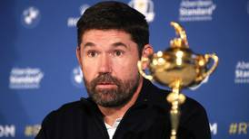 Padraig Harrington says Ryder Cup may have to 'take one for team' and manage without fans