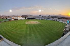 10 years on from playing on sand and cement, Oman cricket set to welcome the world
