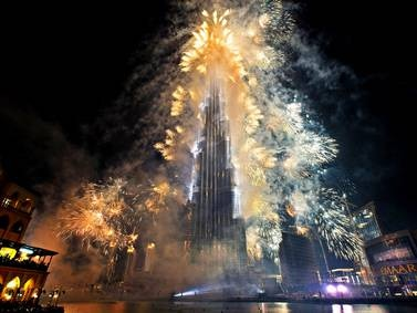 The glory of Burj Khalifa – in pictures
