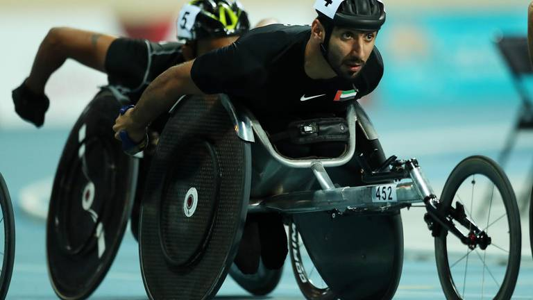 An image that illustrates this article Tokyo Paralympics: Mena athletes in action on day 10