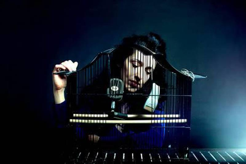 Leila Arab, the London-based techno composer. Photo Courtesy Leila Official Facebook Page