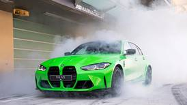 Road test: new BMW M3 and M4 tear up Yas Marina Circuit