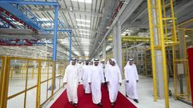 Abu Dhabi opens ultra-high tech aluminium facility Talex