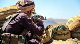 Saudi Arabia-led coalition 'air strikes kill 150 Houthi militants in Marib'