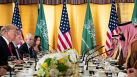 G20 latest: Donald Trump says 'reformer' Saudi crown prince sparked a positive revolution