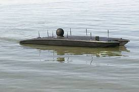US Navy tests unmanned speedboats that launch nano drones in Arabian Sea
