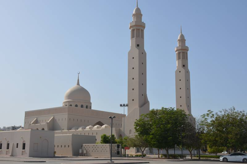 Mazoon Mosque in Mawaleh, Muscat. Saleh Al Shaibany for The National