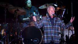 Dubai Jazz Festival 2017: Tom Jones includes tribute to his late wife in opening concert