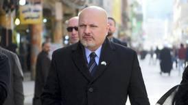 ICC prosecutor praises pursuit of justice in Mosul