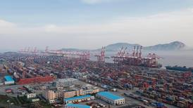 Trade dispute could put skids under China's bid for sustainable growth