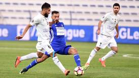 Arabian Gulf League: Al Nasr score late to salvage disappointing draw to Al Dhafra