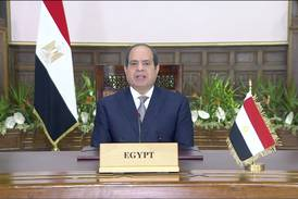 El Sisi says Egypt is interested in hosting Cop27 next year
