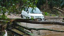 Several people killed as heavy rain in Kerala triggers flooding and landslides