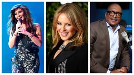 12 celebrities who have opened up about having breast cancer: from Elissa to Kylie Minogue