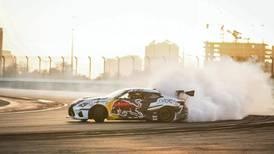 Dubai drift: Sideways is the new forward for Lexus