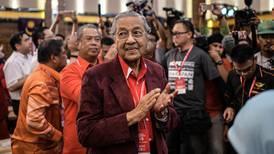 Malaysian PM rallies for successor and former foe Anwar Ibrahim