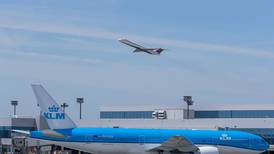 KLM scraps proposal to increase chief exec's bonus while seeking state support