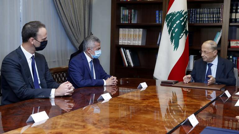 An image that illustrates this article Consultants to resume decisive audit of Lebanese central bank on Thursday
