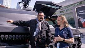 Idex 2021: Hollywood star Steven Seagal on guns, armoured vehicles and making more films