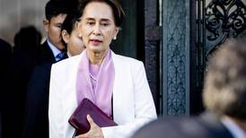 Aung San Suu Kyi condemned in court for ignoring sexual violence against Myanmar's Rohingya
