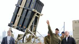 How Iran's latest drones tested Israel's Iron Dome defence system