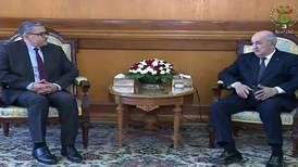 Diplomat Abdelaziz Djerad named Algerian prime minister