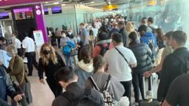London Heathrow e-gates failure leaves thousands of passengers queueing