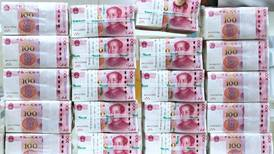 China injects $71bn into banking system amid Evergrande crisis