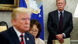 John Bolton's exit shows Donald Trump remains his own man in US foreign policy matters