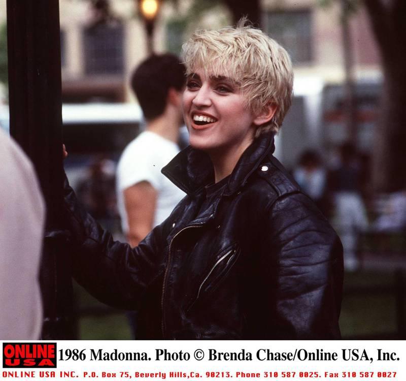 1986 Madonna.
