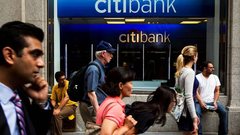 An image that illustrates this article Citi warns of extra costs from retail banking exit