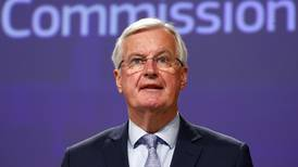 Brexit: Trade talks between UK and European Union at a standstill