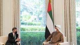 Sheikh Mohamed bin Zayed receives US national security adviser in Abu Dhabi