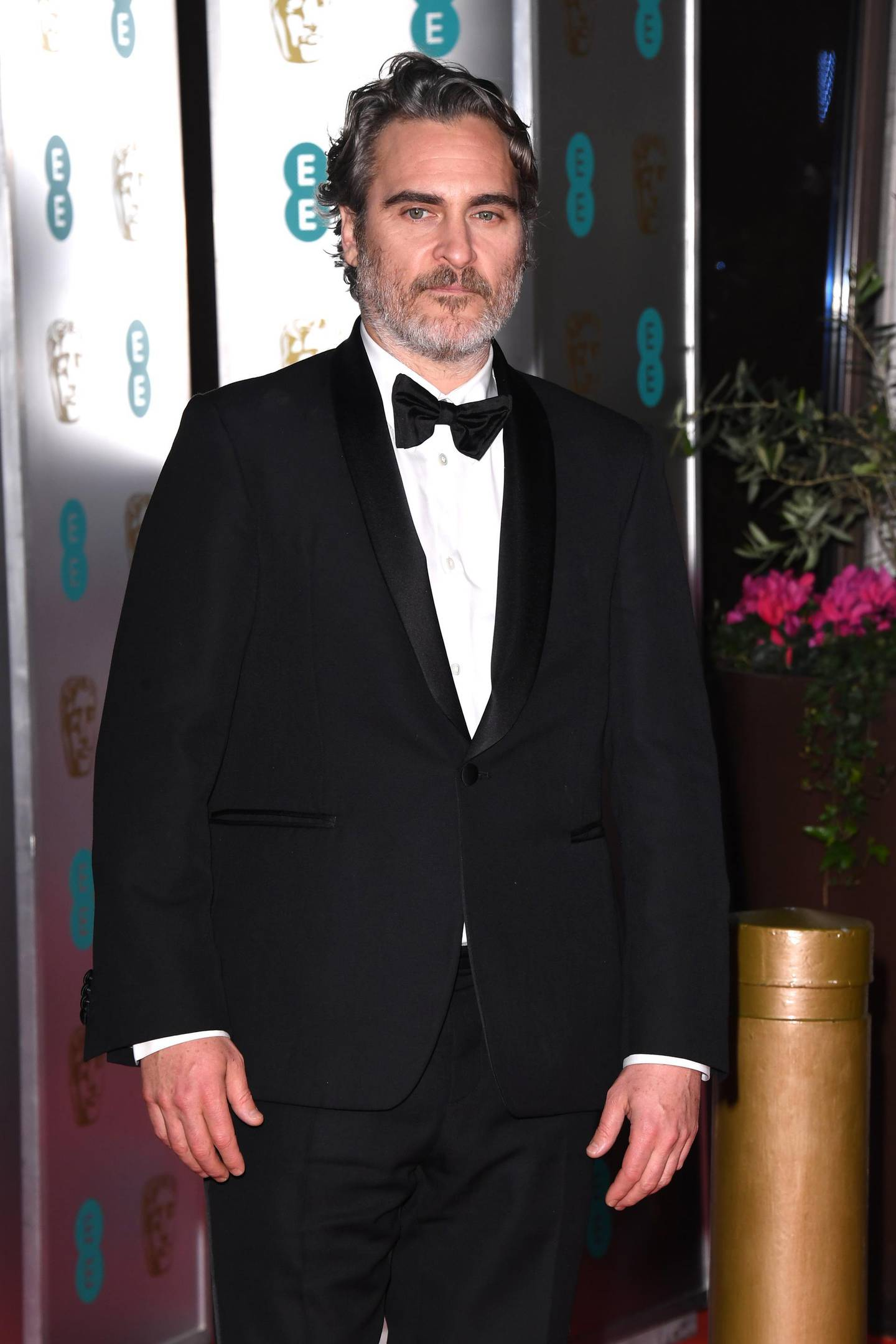 LONDON, ENGLAND - FEBRUARY 02: Joaquin Phoenix attends the EE British Academy Film Awards 2020 After Party at The Grosvenor House Hotel on February 02, 2020 in London, England. (Photo by Stuart C. Wilson/Getty Images)