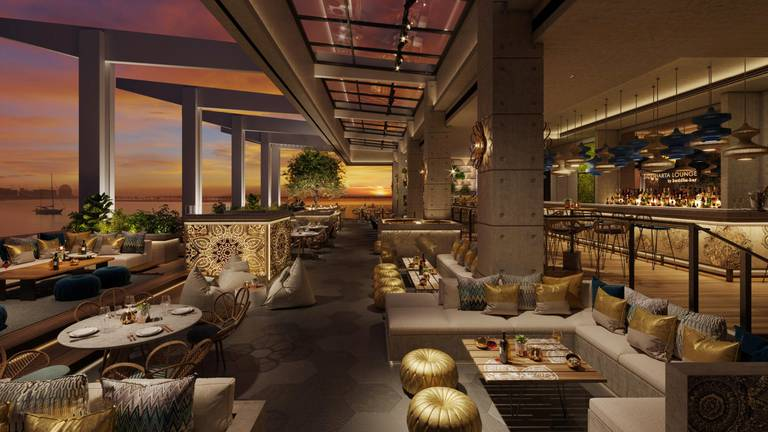 An image that illustrates this article 7 new nightlife spots coming to Abu Dhabi: from Dubai favourites to a Buddha-Bar lounge