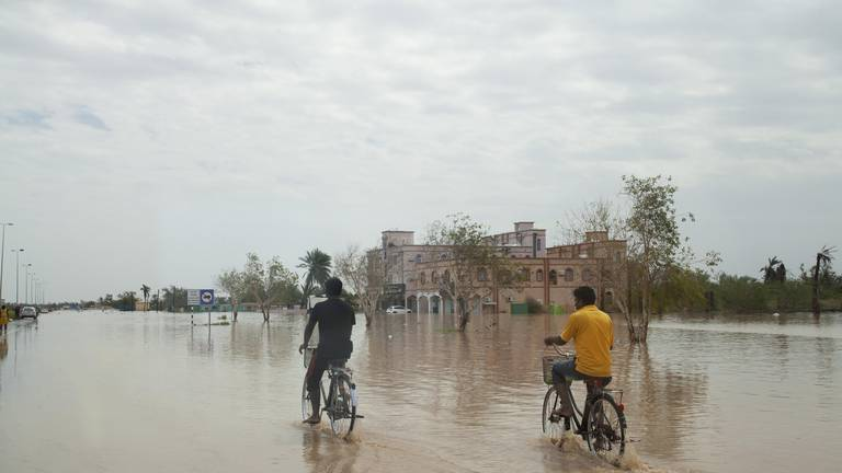 An image that illustrates this article The Gulf has learnt lessons from Cyclone Shaheen