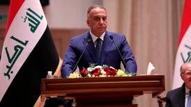 Saudi Arabia and UAE voice support for new Iraqi government