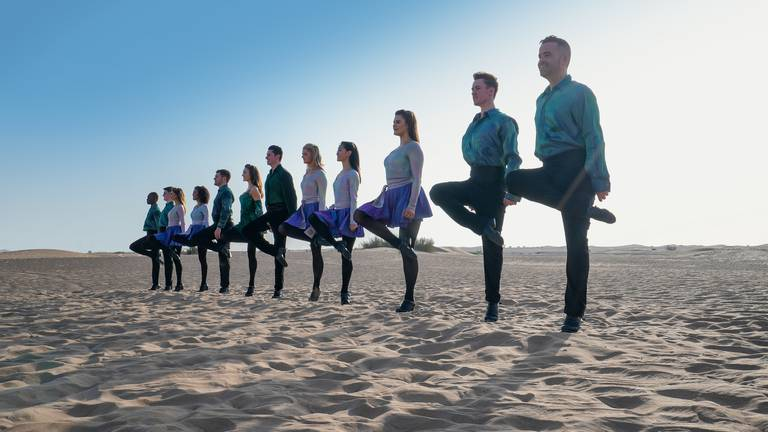 An image that illustrates this article Ireland's Riverdance to bring regionally inspired show to Expo 2020 Dubai